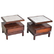 Pair of Sculptural Side Tables patrick moultney design group.jpg